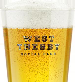 WTSC Beer Pint