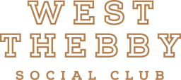 West Thebby Social Club Logo Footer